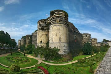 château angers duc d'anjou